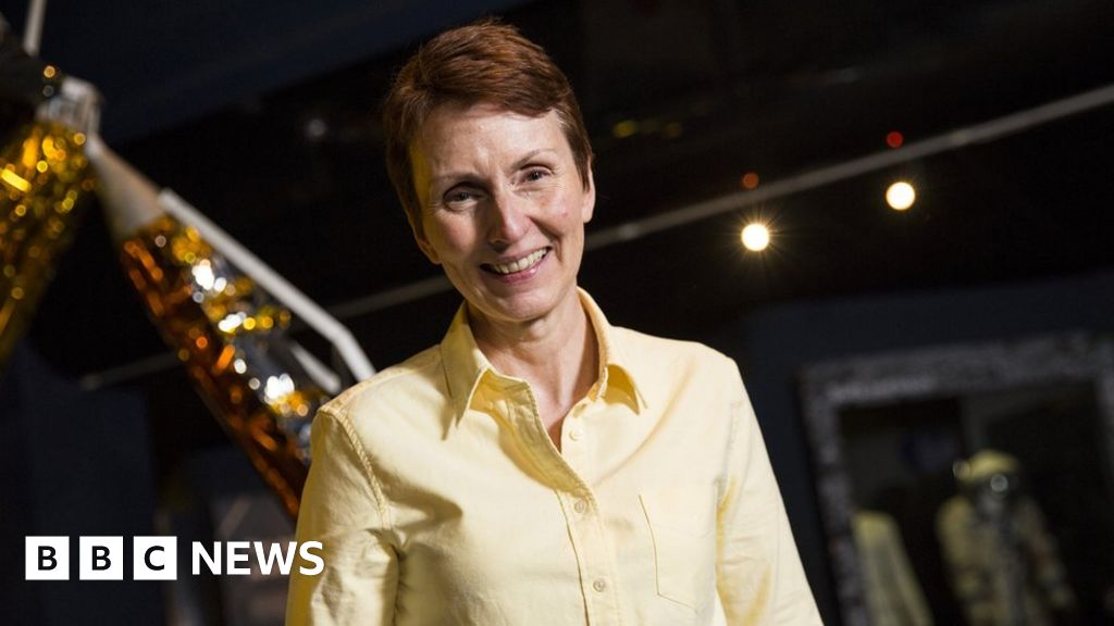 """Helen Sharman: """"the Aliens are here, could exist on earth"""""""