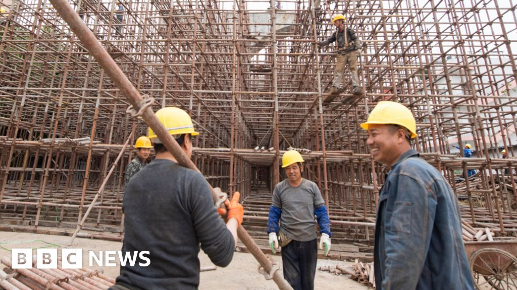 , Climate change: Tracking China's steel addiction in one city, The World Live Breaking News Coverage & Updates IN ENGLISH