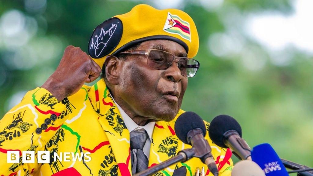 """Robert Mugabe, the man died """"very bitter,"""" nephew says"""