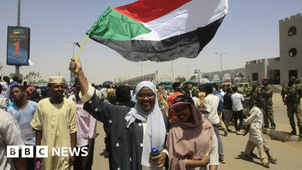 Sudan arrests former government members