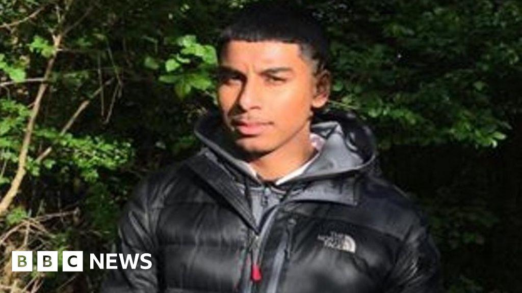 Petrol station stab murder victim named