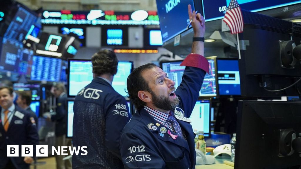 US bank gains help lift share markets