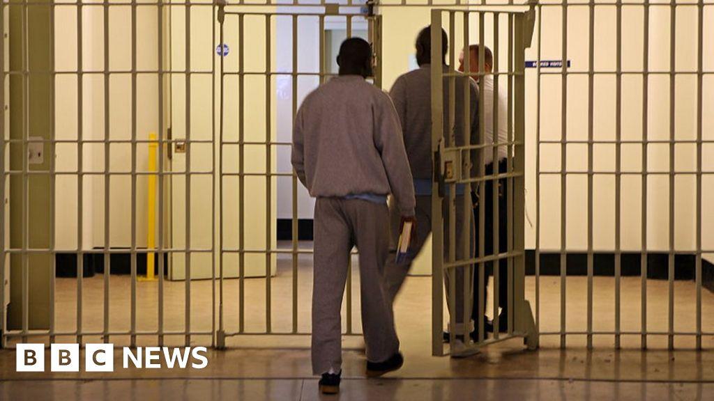 Who decides the length of prison sentences?