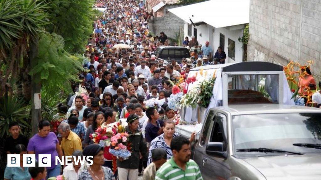 World anger over Honduras activist Lesbia Yaneth Urquia's death