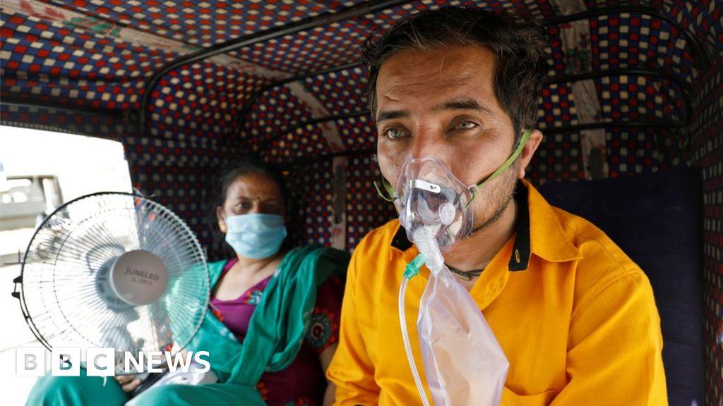 Covid-19: UK sends supplies to India amid record virus surge thumbnail