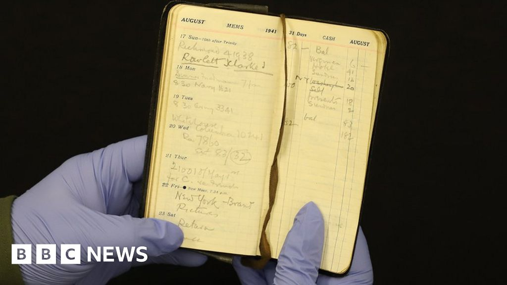 Diary reveals birth of secret UK-US spy pact that grew into Five Eyes