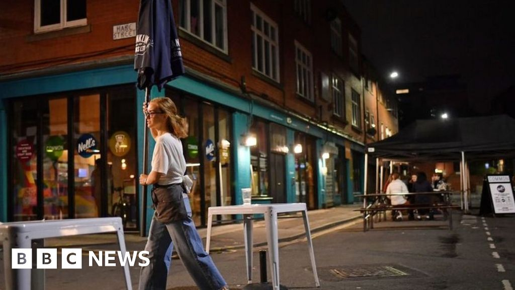 Covid: Tougher restriction begin for millions in England and Wales