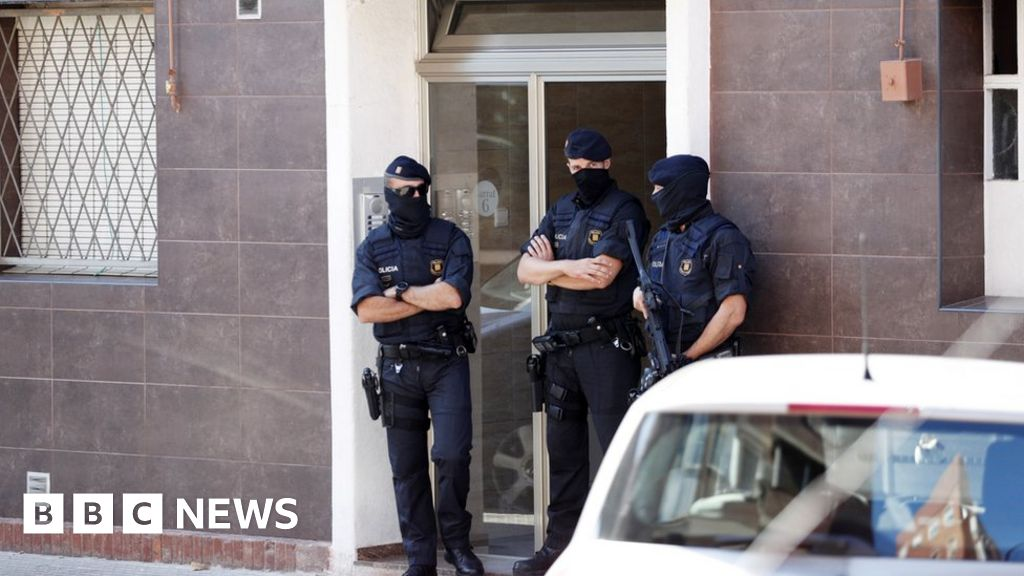 Spain knifeman was 'gay and suicidal'