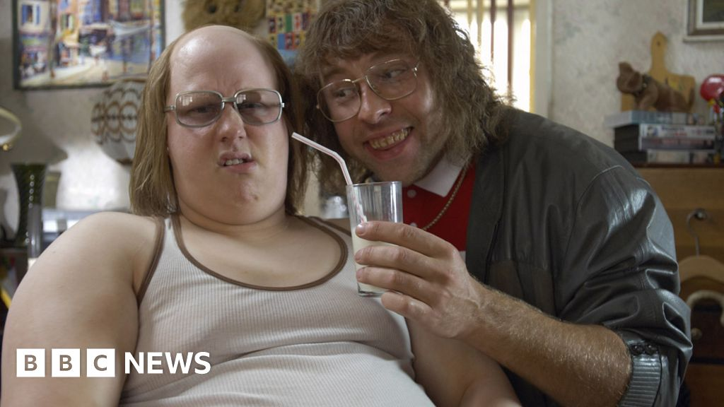 """Little Britain, drawn from the iPlayer and Netflix, because """"times have changed"""