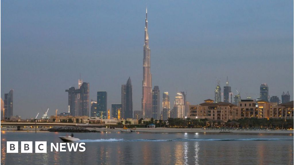 Dubai bus crash: 17 dead after bus hits overhead sign