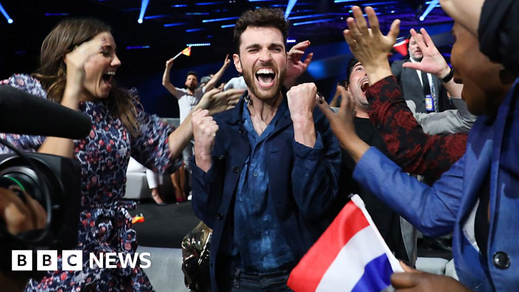 The Dutch government will allow 3,500 followers to watch the Eurovision Song Contest