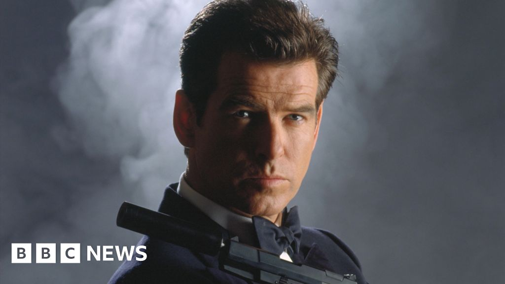 Next 007 should be a woman says Bond star Pierce Brosnan