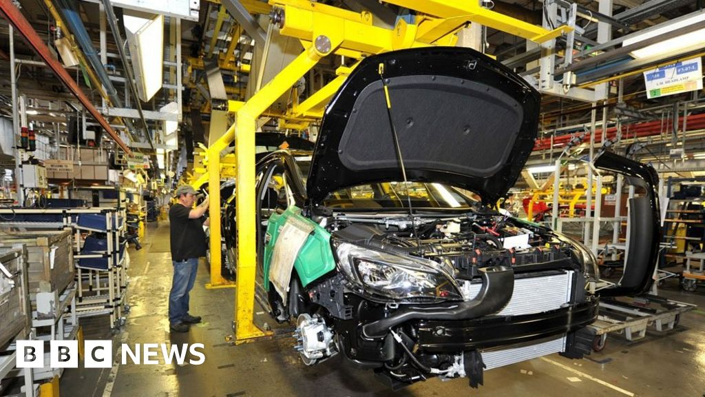 Vauxhall fears after car giants Fiat and PSA announce merger