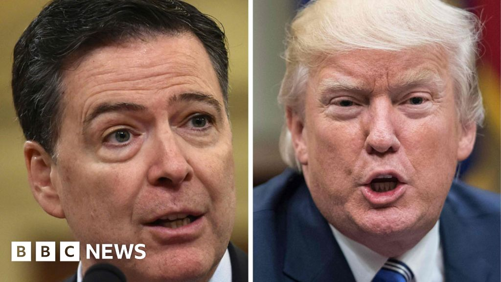 Fired FBI chief: Trump is 'morally unfit'