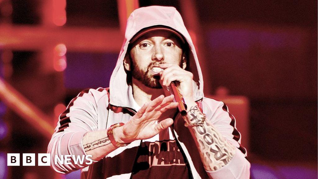 Secret Service quizzed Eminem over Ivanka Trump track