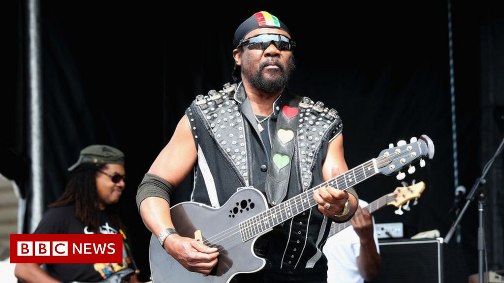 Toots Hibbert: Jamaican reggae legend dies aged 77