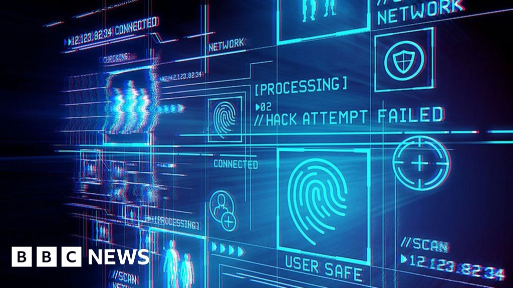 Queen S Launches Cyber Security Hub Bbc News