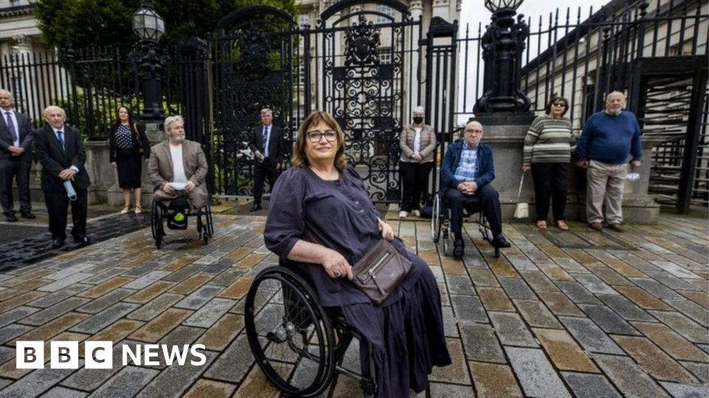 Troubles pensions delay unlawful, rules High Court