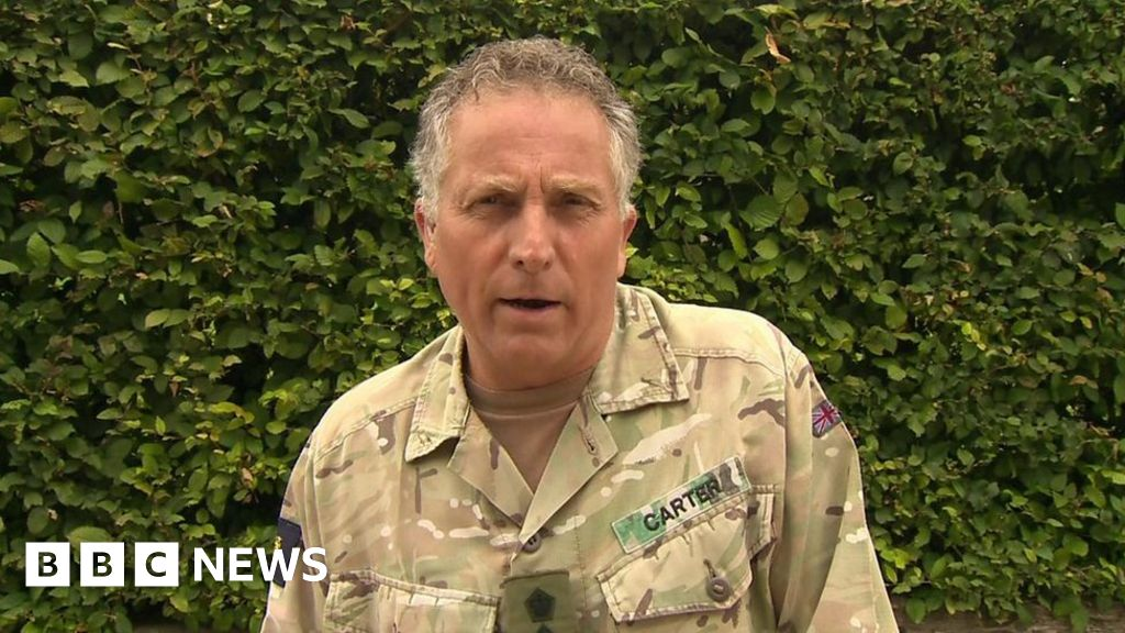 Afghanistan: 'Everyone got it wrong' on Taliban takeover - armed forces chief - BBC News