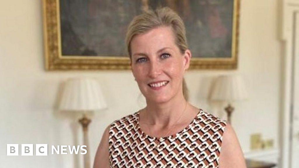 Countess weeps as she remembers Duke of Edinburgh
