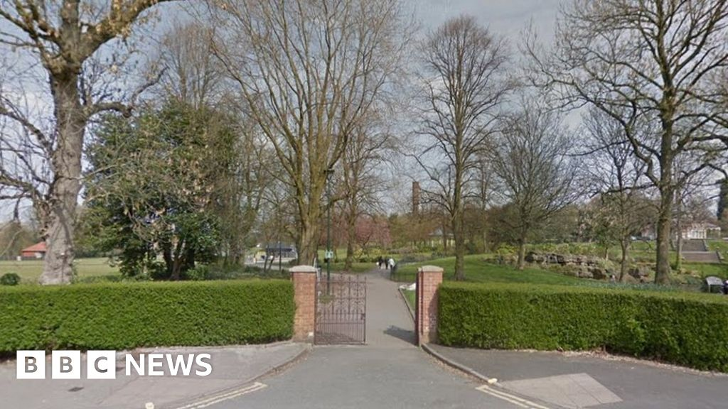 Three arrested after woman raped in Wigan park