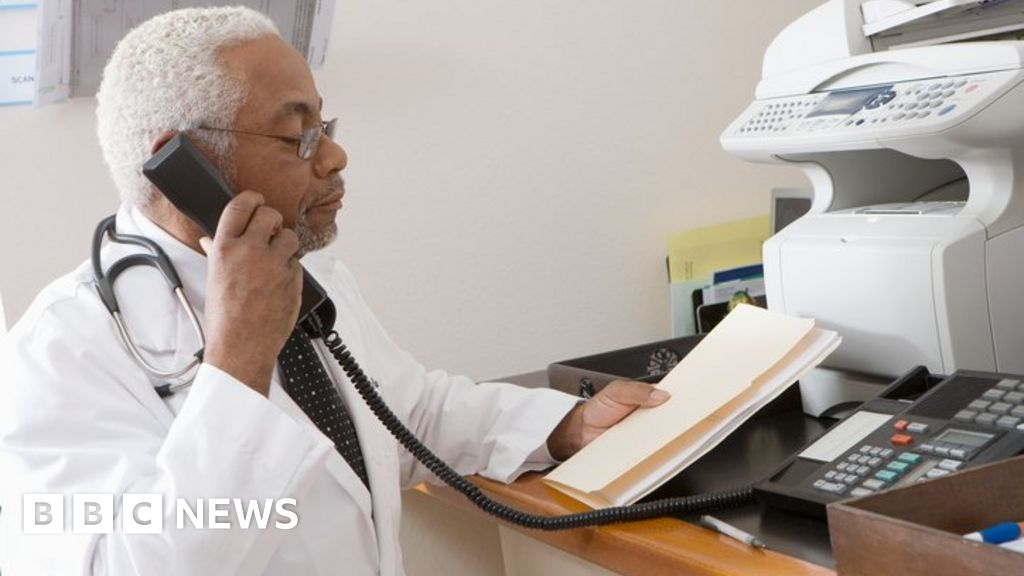 NHS Still Reliant on 'Archaic' Fax Machines