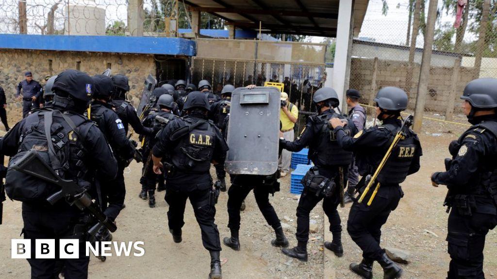 Seven dead in Guatemala prison shooting