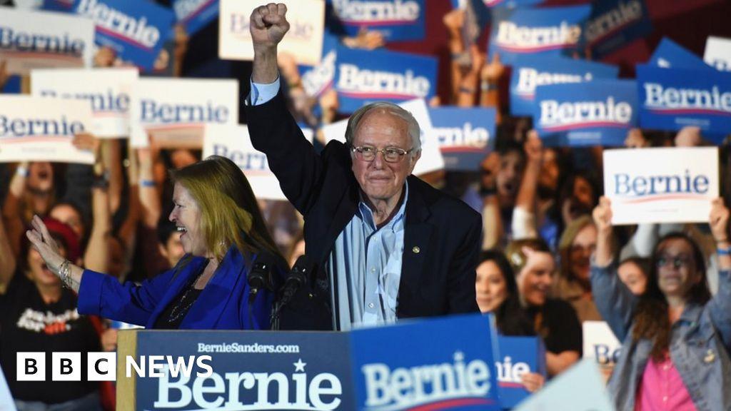 Nevada win boosts Sanders' front-runner status