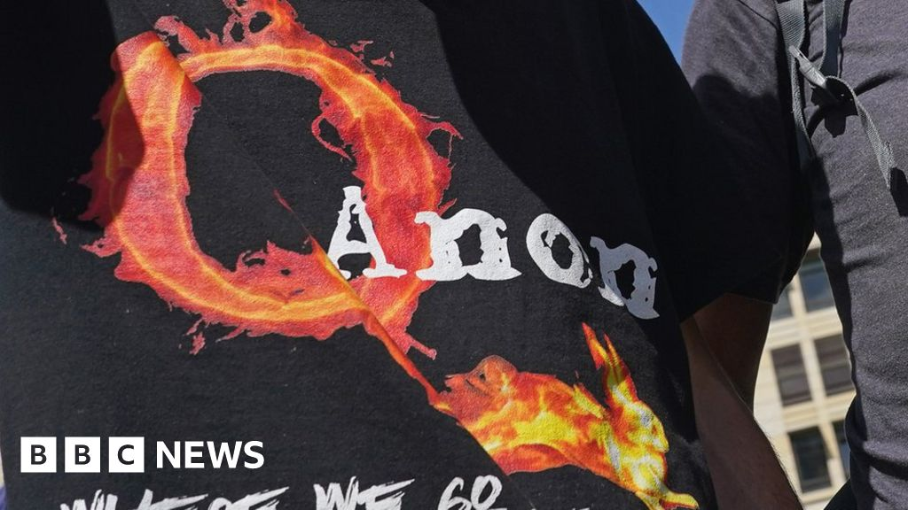 How Covid-19 myths are merging with the QAnon conspiracy theory