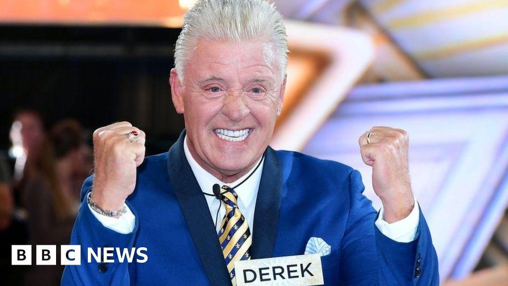 Derek Acorah, medium of TV, dies at the age of 69 years