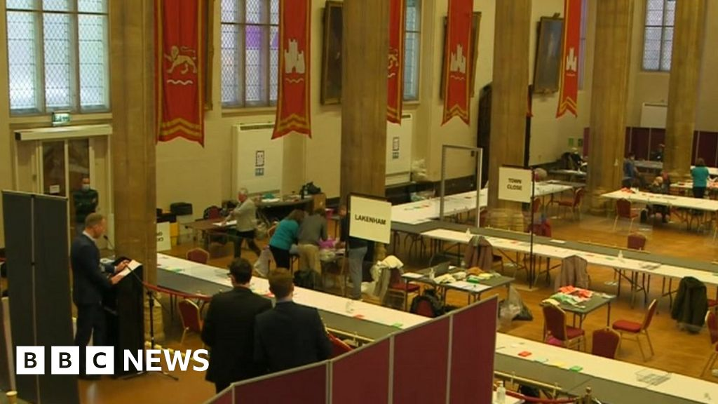 Elections 2021: Norwich City Council held by Labour