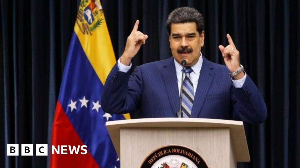 Maduro accuses US of plotting to kill him