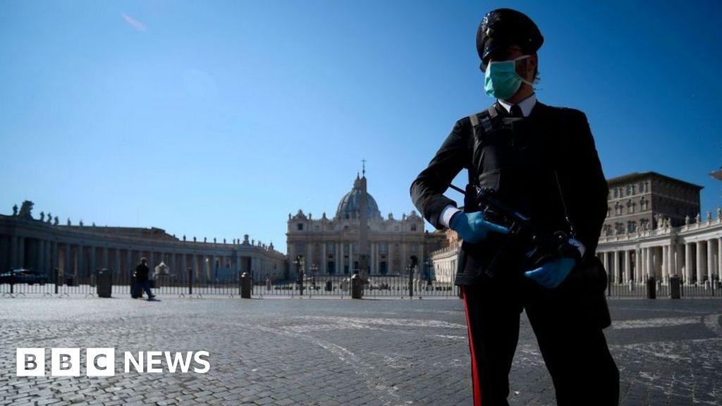 Italy coronavirus death toll overtakes China thumbnail