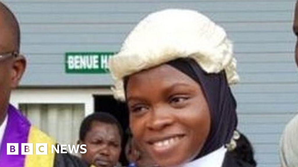 Nigerian law student allowed to wear hijab at graduation ceremony