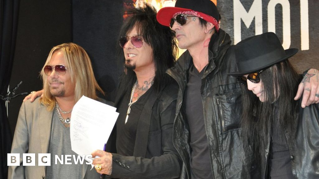 Motley Crue to reform – five years after 'final tour'