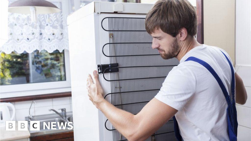fridge freezers catching fire
