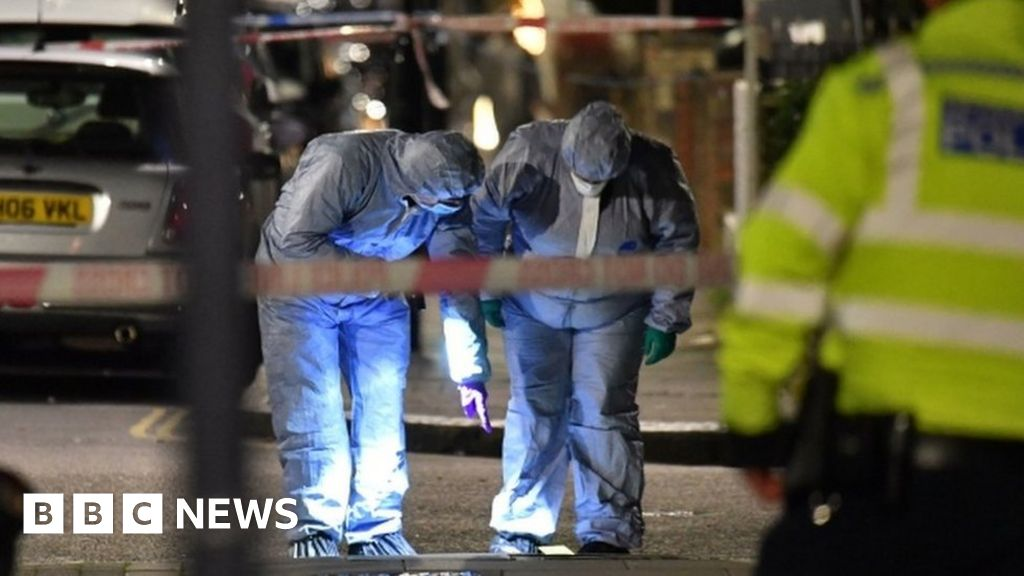 Deliveroo driver stabbed to death in Finsbury Park
