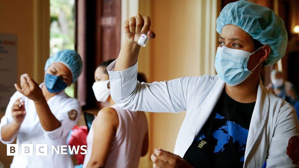 Covid-19: Second doses run dry in Brazil's scramble to vaccinate