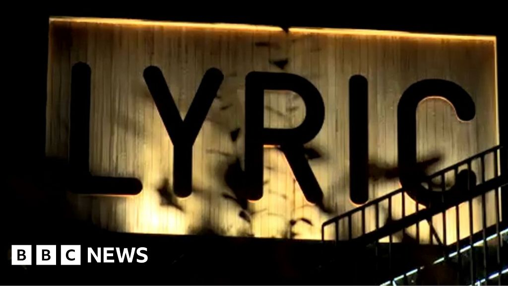 Coronavirus: Belfast's Lyric Theatre rules out 2020 reopening thumbnail