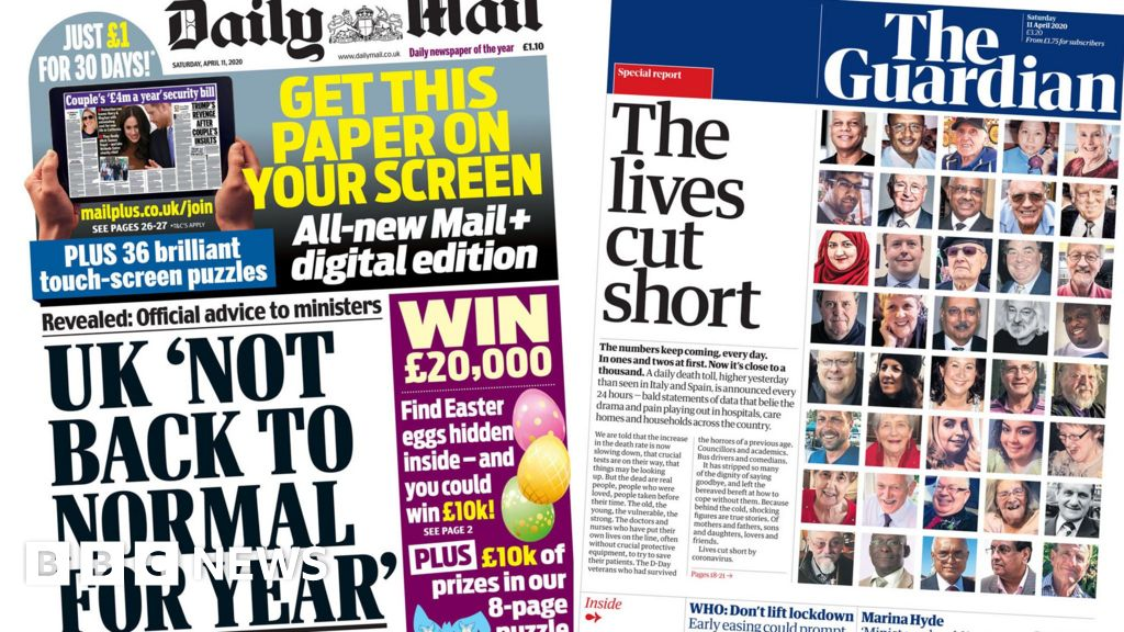 """Headlines: vaccine, key to the Kingdom exit strategy and a tribute to """"life cut short"""""""