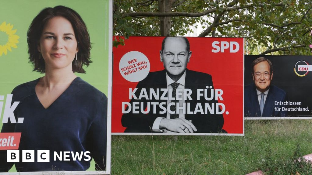 German elections 2021: The conspiracy theories targeting voters
