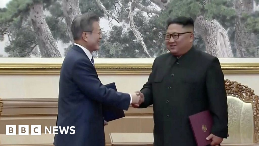 N Korea to shut down missile site - Moon