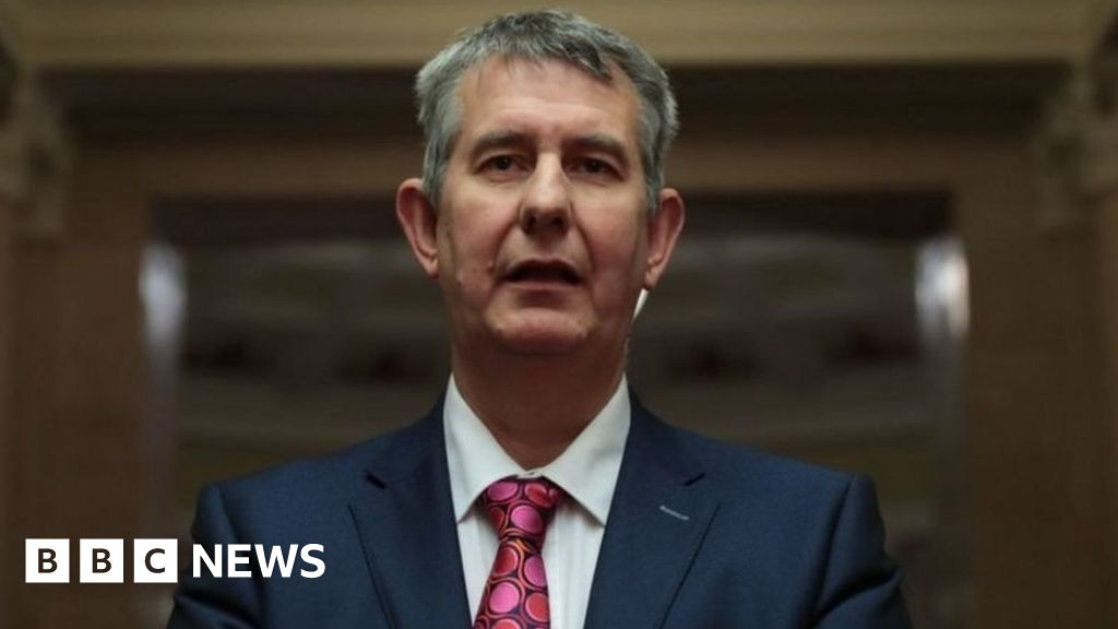 Coronavirus: Edwin Poots opposes Covid-19 restrictions in email sent to MLAs