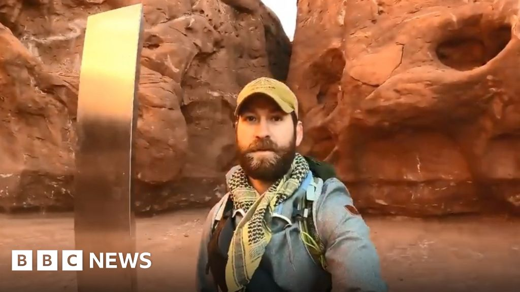 Utah monolith: Internet sleuths got there, but its origins are still a mystery