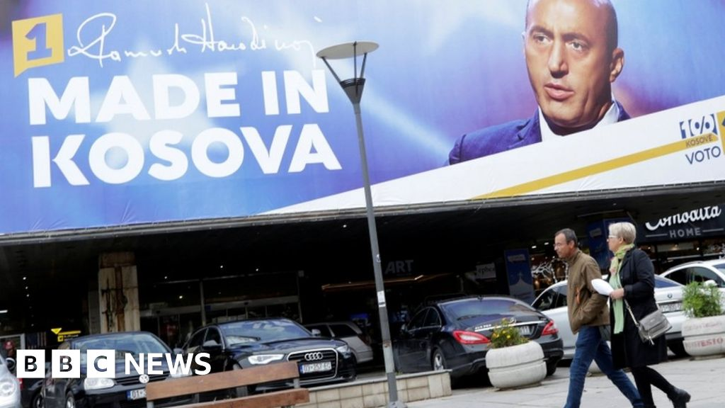 Kosovo election: War crimes claims against PM hang over vote
