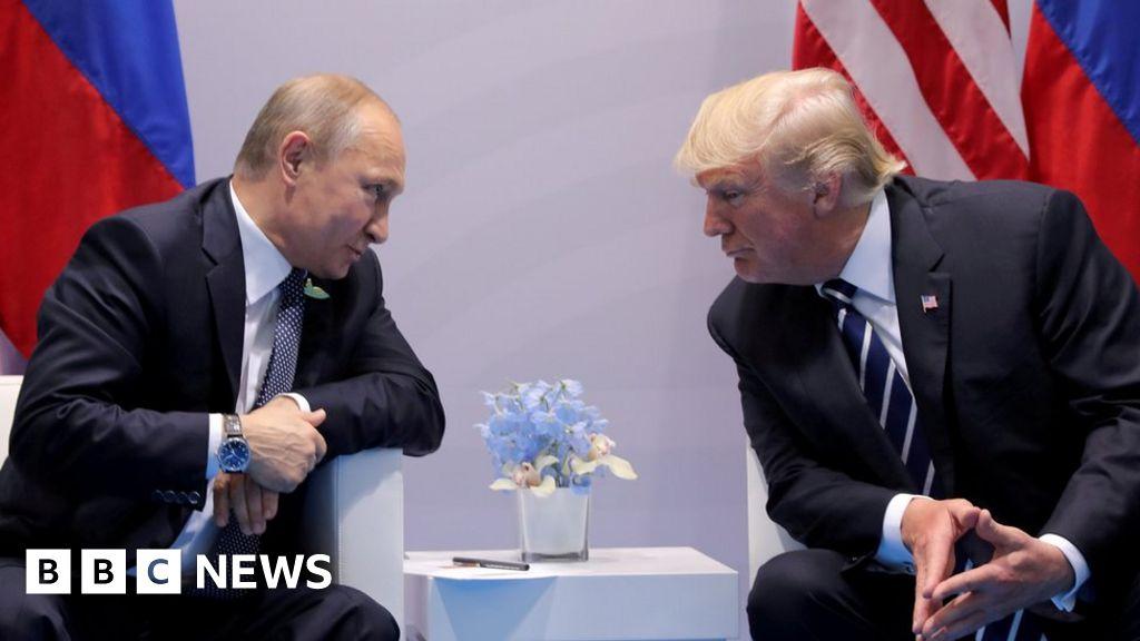 102523627 hi047816154 - Trump-Putin summit'is on' says White Rental