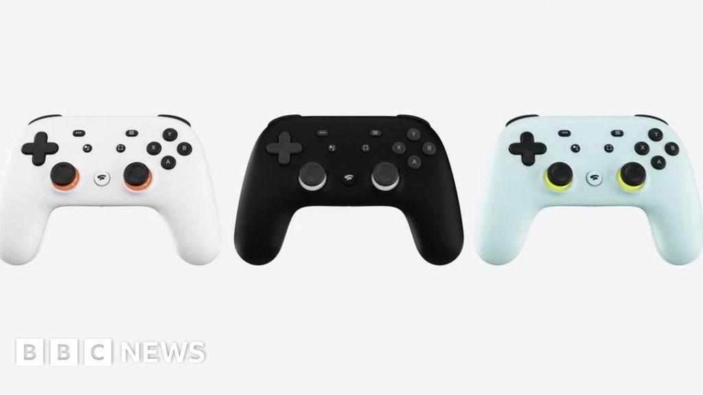 Google reveals gaming platform Stadia
