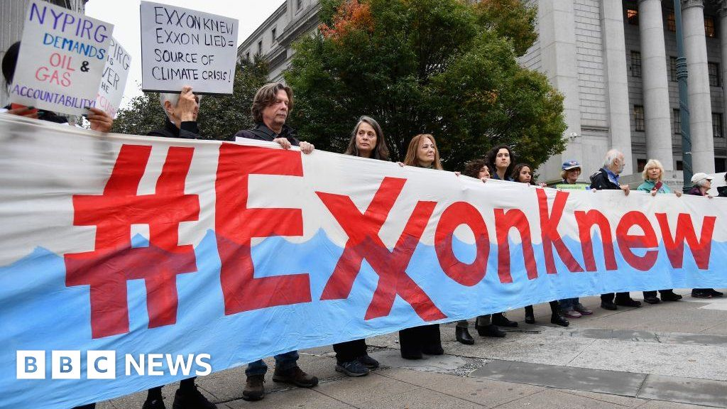Climate change: Major US oil companies to be quizzed in Congress