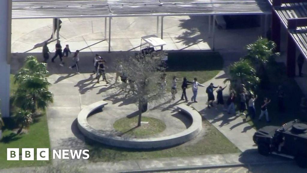 'Active shooter' at Florida school