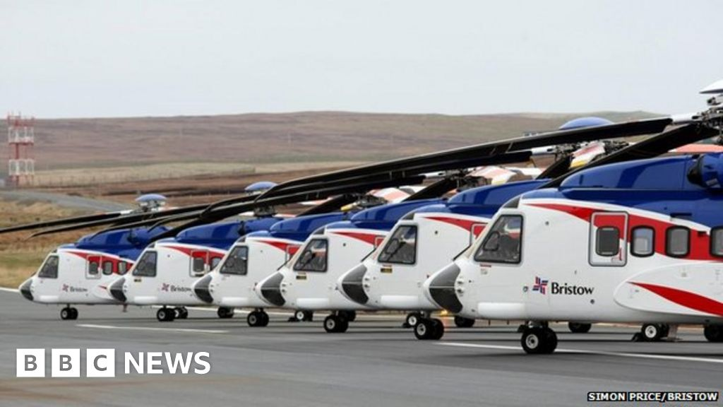 Bristow helicopter jobs at risk - BBC News